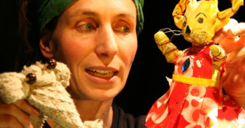 Theater Patati Patata - Alex und die gelbe Maus, © © Veranstalter