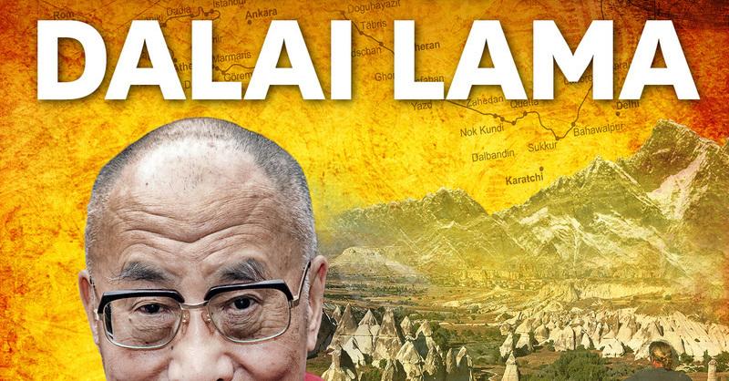 MUNDOLOGIA & WORLD INSIGHT: Meine Reise zum Dalai Lama, © © Veranstalter