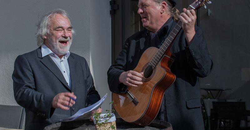 """Dinnershow """"Pop-Geschichten"""" - mit Werner Köhler und Uwe Grau, © © Veranstalter"""