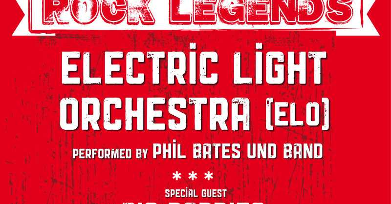 ROCK LEGENDS - Electric Light Orchestra (ELO), © © Veranstalter