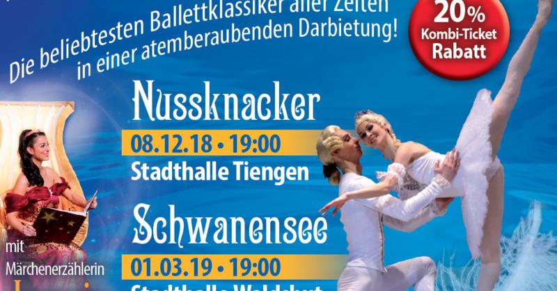 Kombiticket Nussknacker & Schwanensee Waldshut-Tiengen, © © Veranstalter
