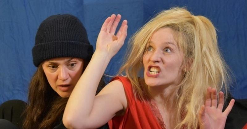 Theater K   Die unsichtbare Freundin - Stück von Claire Dowie, © © Veranstalter