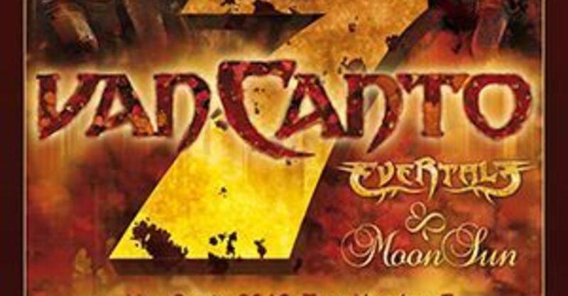 Van Canto - Tour Number 7 - Van Canto, © © Veranstalter