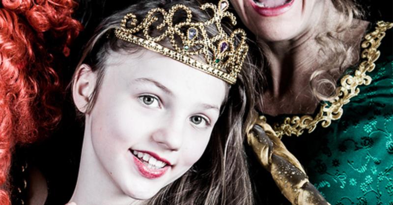 """Kinder- und Jugend Theater: """"Aschenputtel"""", frei nach den Gebrüdern Grimm, © © Veranstalter"""