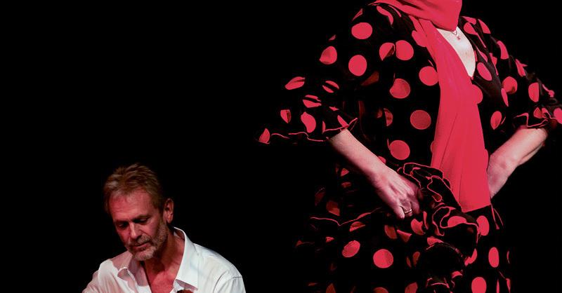 Fiesta Flamenca - Flamenco - Tanznacht, © © Veranstalter