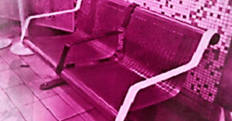 Die Liebenden in der Untergrundbahn, © © Veranstalter
