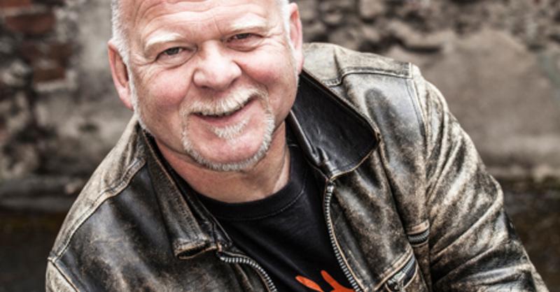 Bernd Gieseking - Früher hab ich nur mein Motorrad gepflegt, © © Veranstalter