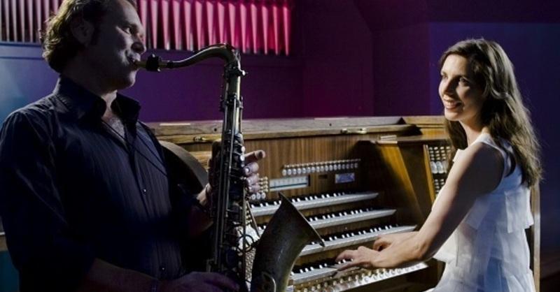 Saxophon & Orgel - Tangos, Arabesken, Ballade, Improvisationen, © © Veranstalter