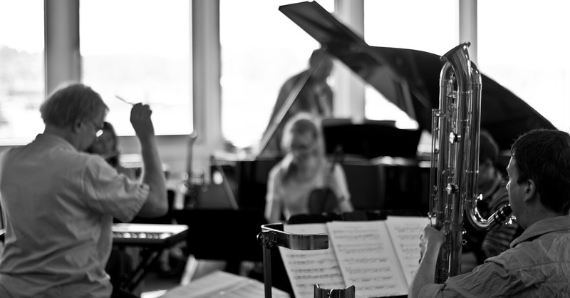 Donaueschinger Musiktage 2018 - 6b Konzert  – Klaus Lang, Agata Zubel, Rolf Wallin, © © Veranstalter