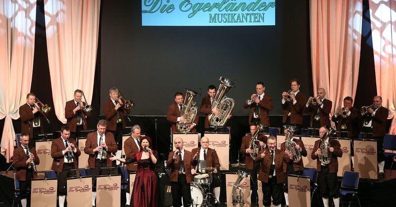 Ernst Hutter & Die Egerländer Musikanten - Das Original, © © Veranstalter