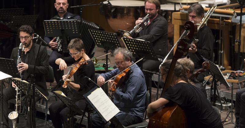 Donaueschinger Musiktage 2018 - 9. Konzert – Mirela Ivicevic, Eduardo Moguillansky, Koka Nikoladze, Francesco Filidei, © © Veranstalter