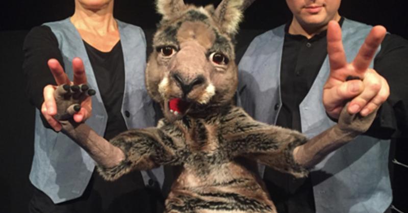marotte Figurentheater - Die Känguru-Chroniken, © © Veranstalter