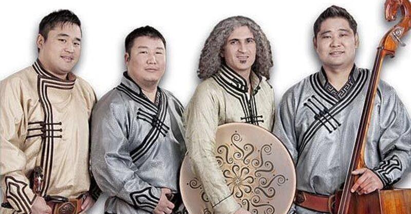 Sedaa - Mongolische & orientalische Klangwelten, © © Veranstalter