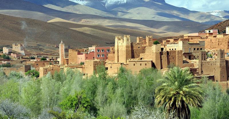 """Live-Multivisionsshow """"MAROKKO"""" - Marrakesch und der magische Süden, © © Veranstalter"""