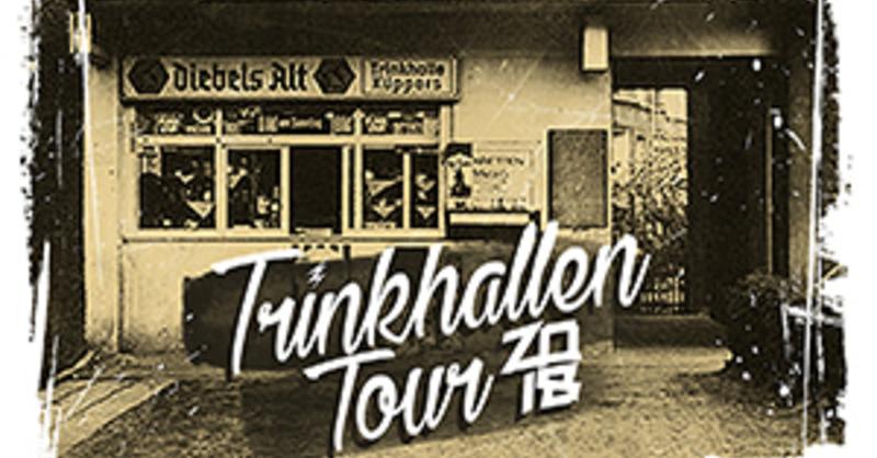 BETONTOD - Trinkhallen Tour 2018, © © Veranstalter