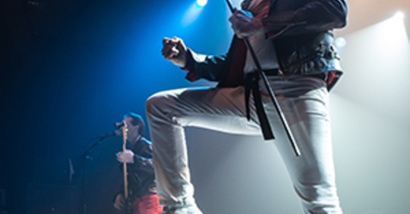 A SPECTACULAR NIGHT OF QUEEN - Performed by The Bohemians, © © Veranstalter