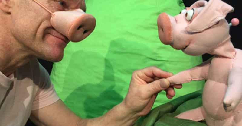marotte Figurentheater - Piggeldy und Frederick, © © Veranstalter