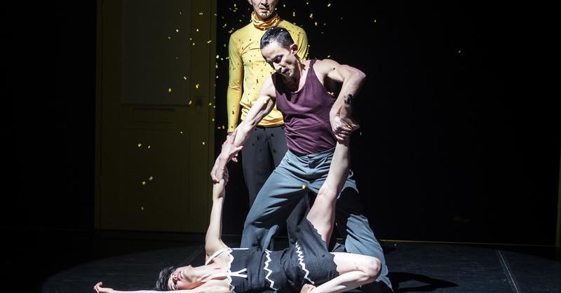 Danish Dance Theatre: Kridt & Frame of View, © © Veranstalter