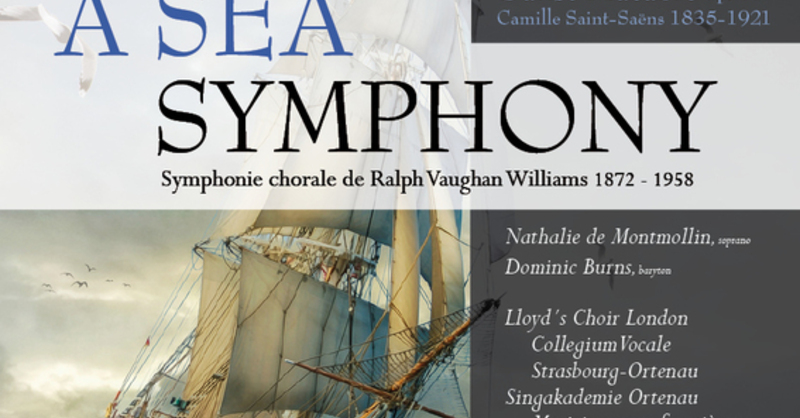 A Sea Symphony - Williams - Danse macabre - Saint-Saëns, © © Veranstalter