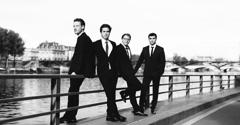 Quatuor Van Kuijk, © © Veranstalter
