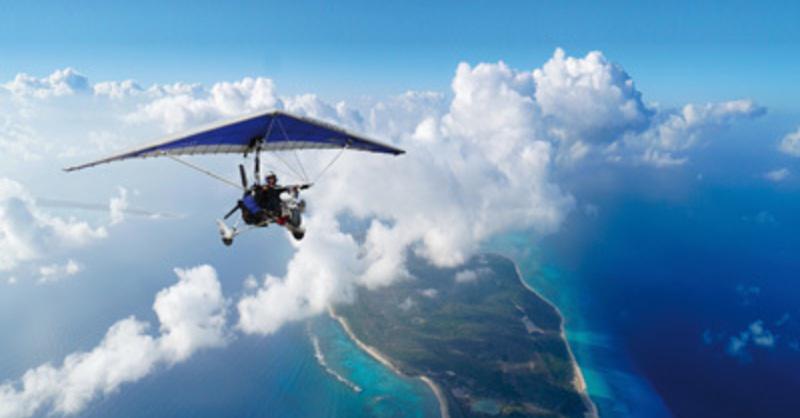 Abgeflogen - Zwei fliegende Nomaden über Nord-, Mittel-, Südamerika und der Karibik, © © Veranstalter