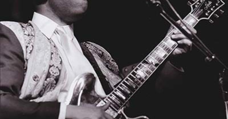 Bluesnacht Saron Crenshaw, © © Veranstalter