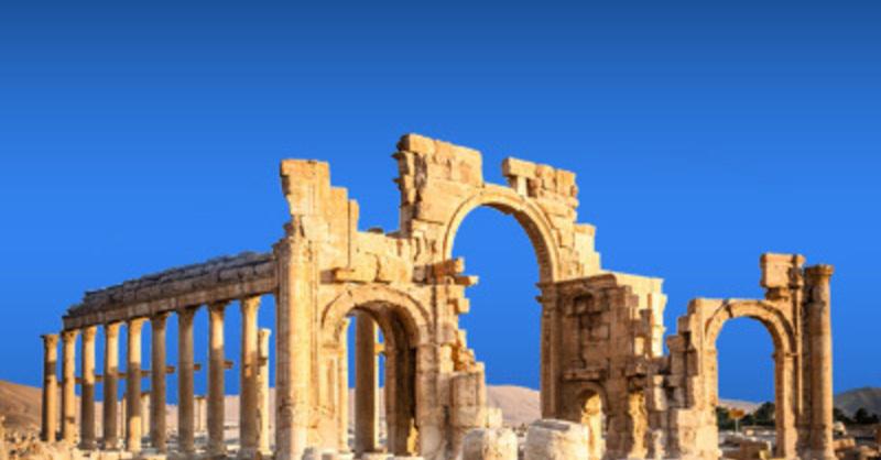 Syrien - Erinnerungen an ein Land ohne Krieg, © © Veranstalter