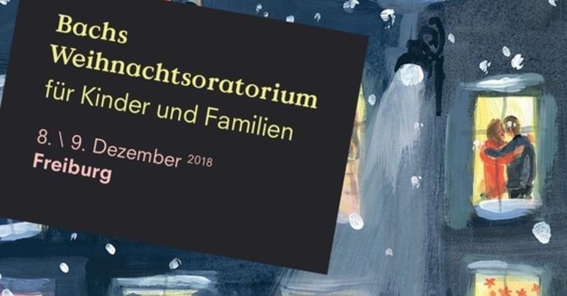 Bachs Weihnachtsoratorium für Kinder und Familien - gekürzte Spielfassung von Sascha von Donat, © © Veranstalter