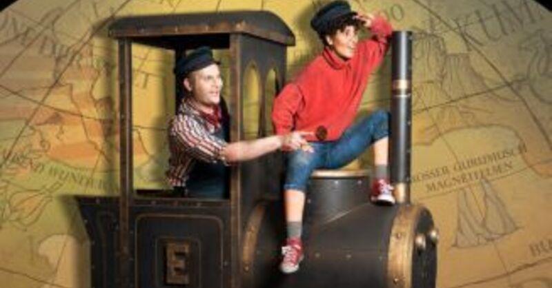 Jim Knopf und Lukas der Lokomotivführer - Weihnachtsmusical, © © Veranstalter