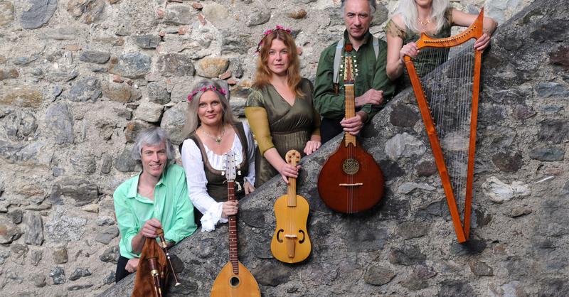 The Early Folk Band - Carols, Tunes & Winter Songs, © © Veranstalter