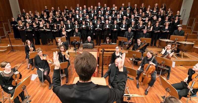 Johann Sebastian Bach - Weihnachtsoratorium I-VI - Freiburger Bachchor und Freiburger Bachorchester, © © Veranstalter
