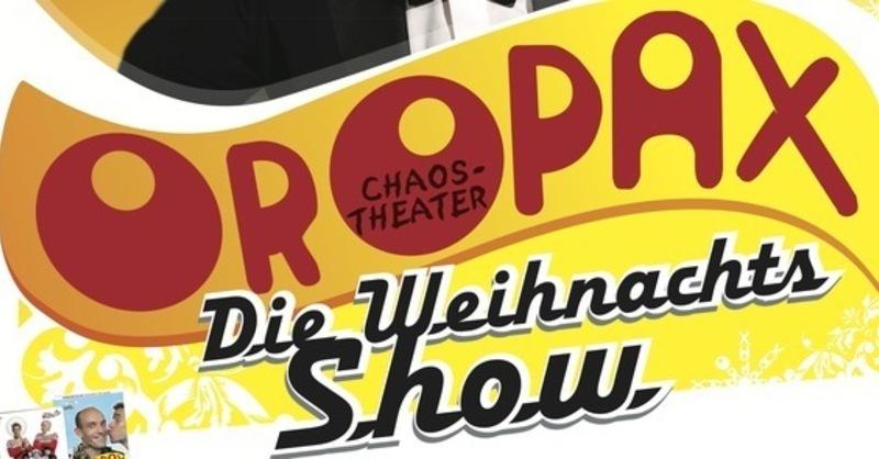 Chaostheater Oropax: Der 54. November - Die Weihnachtsshow, © © Veranstalter
