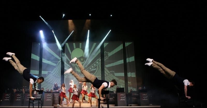 Die Grosse Andrew Lloyd Webber Musical Gala - vom Londoner West End die Meisterwerke Cats, JesusChristSuperstar, Evita, Sunset, © © Veranstalter