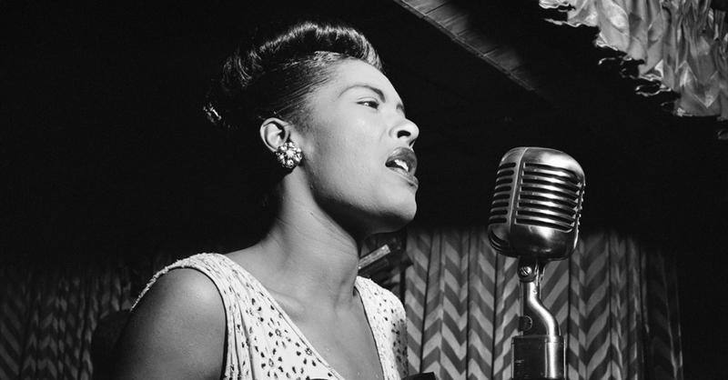 Billie Holiday - Lady Sings The Blues - Songs und Erinnerungen von Billie Holiday - gesungen und gespielt von Anne Ehmke, © © Veranstalter