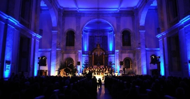 Weihnachts- und Jahresabschluss-Konzert mit GOLDEN HARPS Gospel Choir - Gospelkonzert, © © Veranstalter