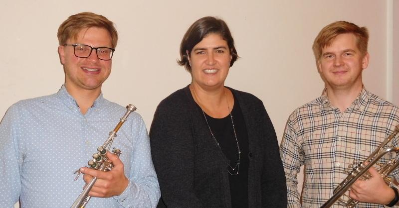 Neujahrskonzert - Festliche Musik für zwei Trompeten und Orgel, © © Veranstalter