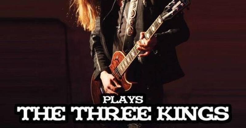 Sebastian Dracu & Band - (D) Three Kings Show - Blues & Rock, © © Veranstalter