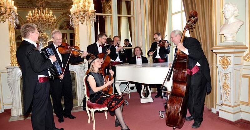 Neujahrskonzert  mit dem Salonorchester Baden - Baden, © © Veranstalter