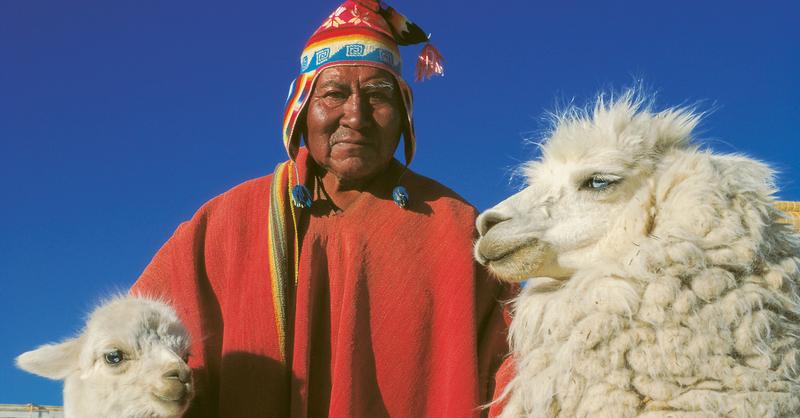 Die Anden, © © Veranstalter