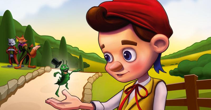 Pinocchio - das Musical - für die ganze Familie!, © © Veranstalter