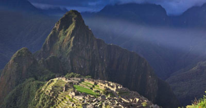 Die Anden - 7000 km längs durch Südamerika, © © Veranstalter