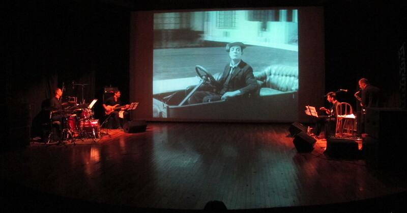 OZMA - Filmkonzert - 31. Internationale Kulturbörse, © © Veranstalter