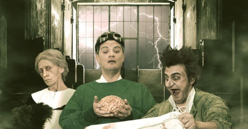 Die Experimente des Dr. Frankenstein, © © Veranstalter