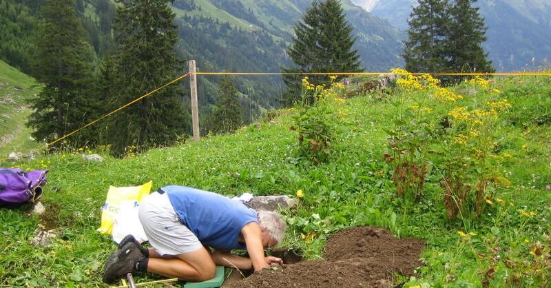 Archäologie in den Berner Alpen, © © Veranstalter
