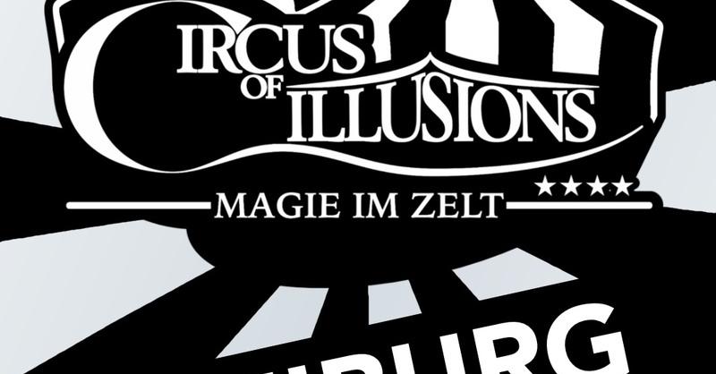 Circus of Illusions - Tour 2019 - Freiburg, © © Veranstalter