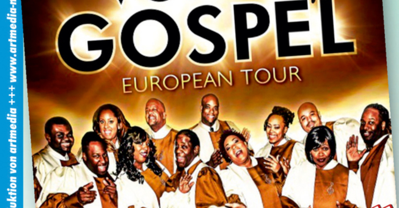 The Golden Voices of Gospel - bekannt aus vielen TV Auftritten, © © Veranstalter