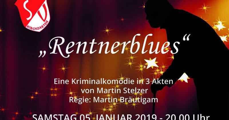 SV Kirchzarten Theaterabend - Rentnerblues - die Starermittler, © © Veranstalter