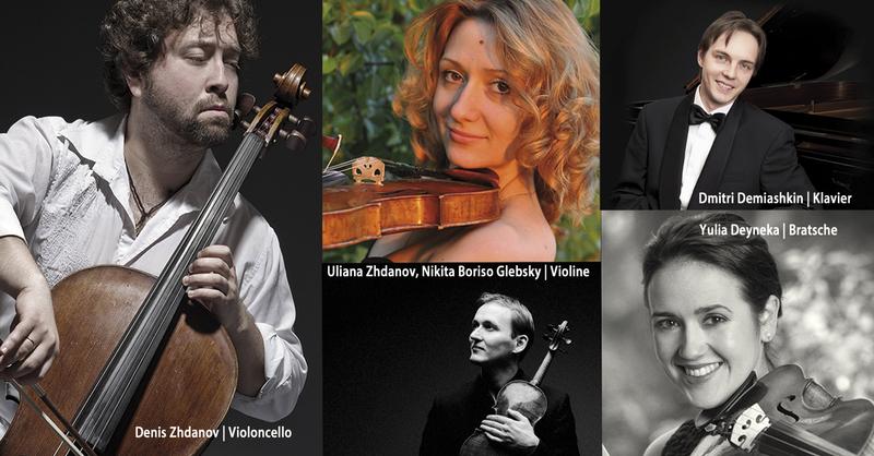 Zhdanov - Konzerte, © © Veranstalter