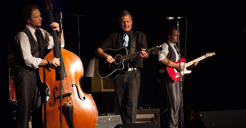 THE JOHNNY CASH SHOW - - presented by THE CASHBAGS, © © Veranstalter