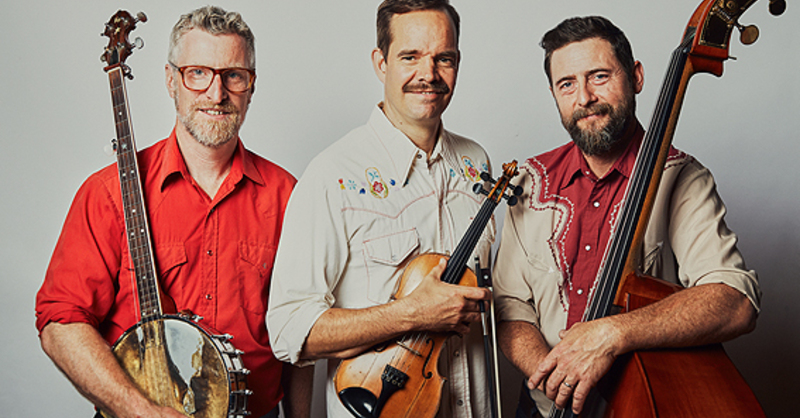 Lonesome Ace Stringband (CAN) - Raw Oldtime and Bluegrass Music, © © Veranstalter